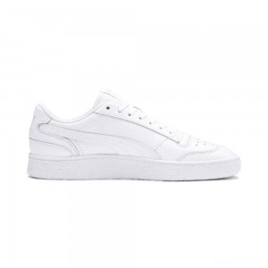 Zapatillas casual de hombre Ralph Sampson Low Puma Blanco - Ofertas